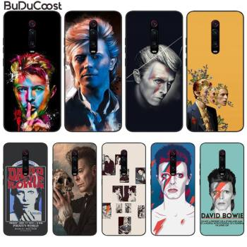 David Bowie Phone Case For Redmi note8 pro note9 pro for Redmi Note4X 5 5A 7 7A Note6 6 Pro image