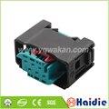 Бесплатная доставка 2 комплекта 6pin авто электрический гнездовой разъем кабель водонепроницаемый разъем проводки 9-967616-1