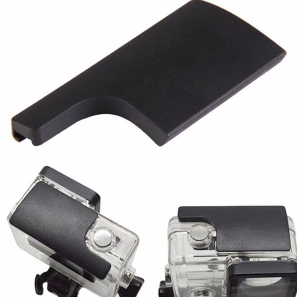 Plastic Lock Buckle Clip For Gopro Hero 3+ 4 Black Silver Cam Waterproof Protective Case Cover Mount For Go Pro Accessory