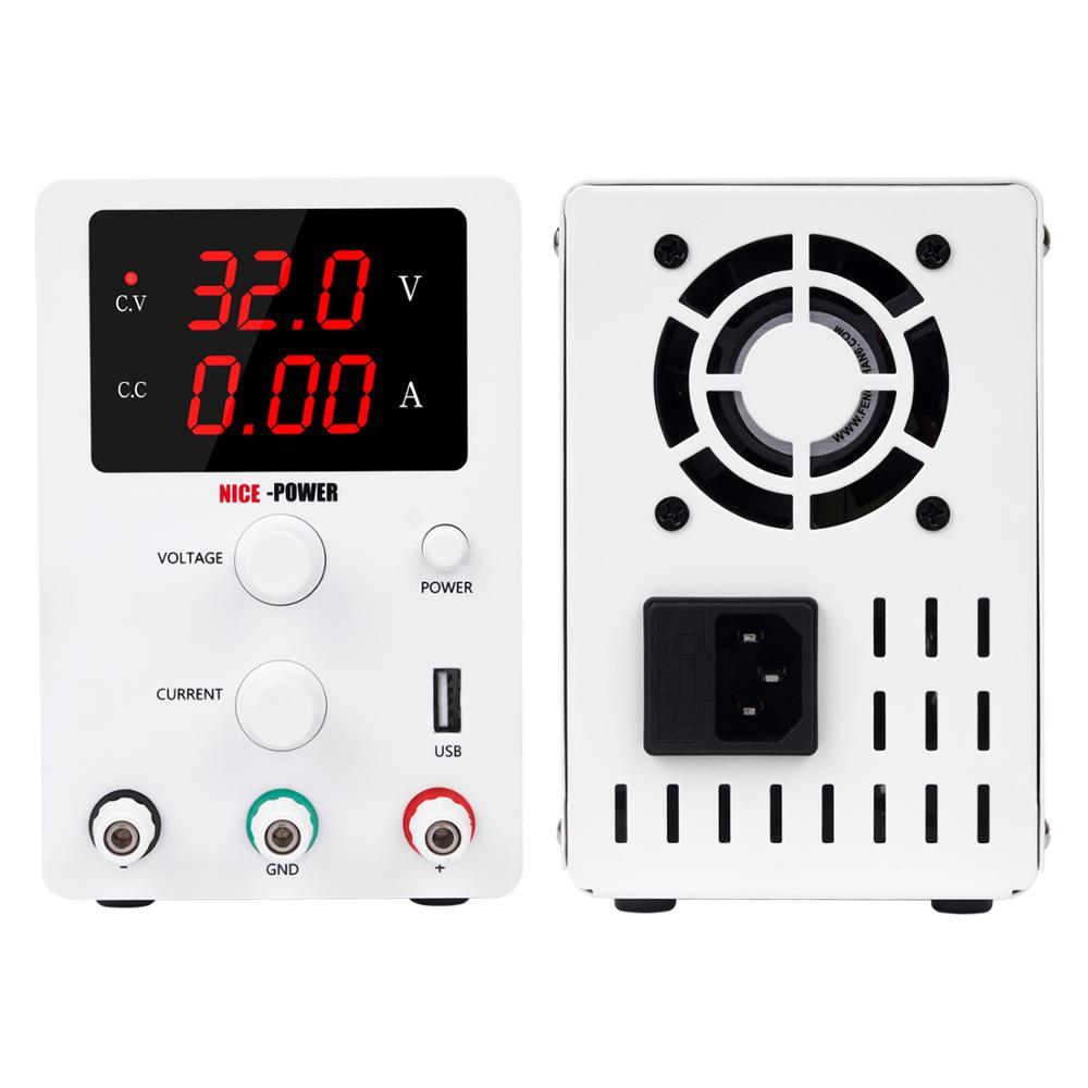 Switching power supply 30v 10a series adjustable laboratory power supply power source bench source digital