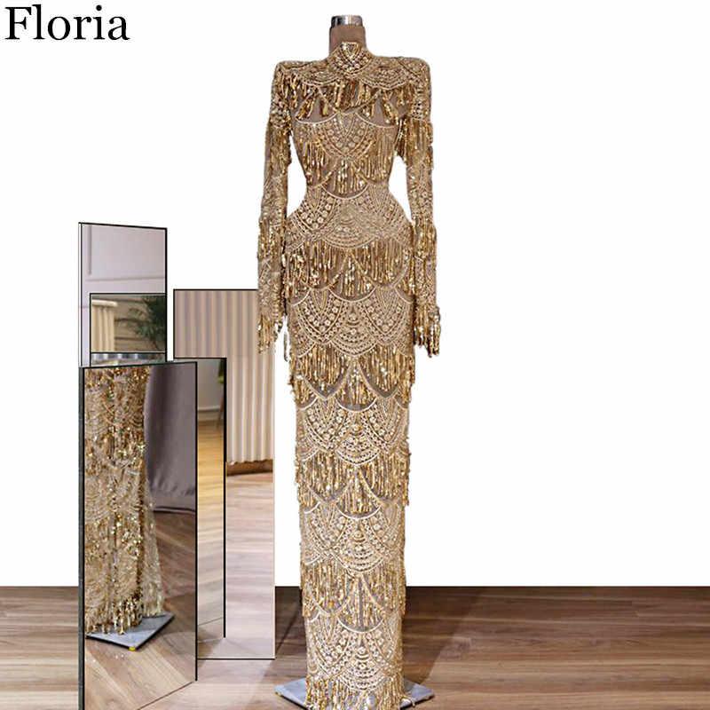 Мусульманское длинное формальное платье знаменитостей покроя «русалка», специальное арабское вечернее платье, платья для торжеств с красной ковровой дорожкой