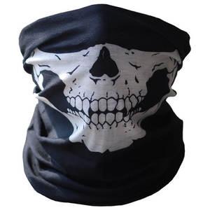 Scarf Skull-Masks Half-Face-Mask Bicycle Skeleton Neck-Ghost Magic 20JULY27 Festival