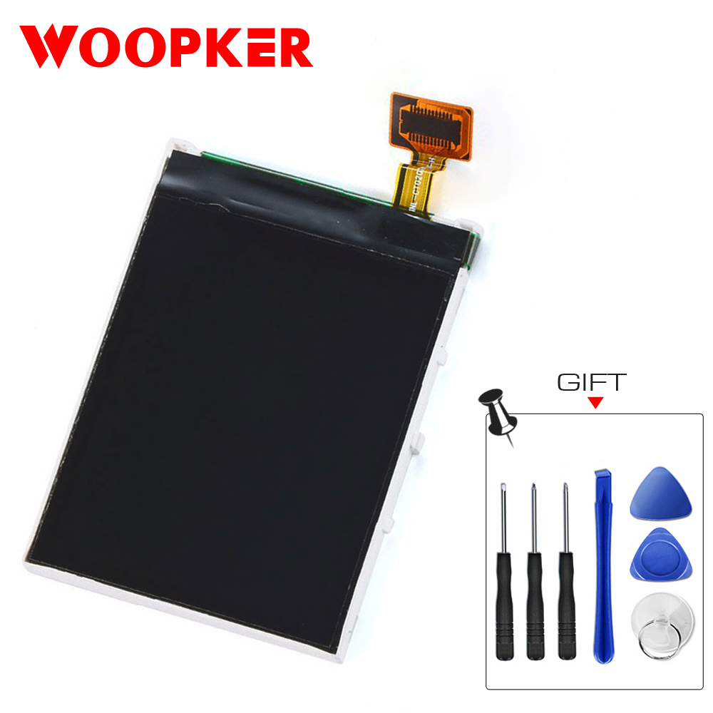 Original LCD Screen Replacement for <font><b>Nokia</b></font> 5130 5000 5220 7100S 7210C 2700 <font><b>2730</b></font> 3610 C2-01 Display Replace with Repair Tool Sets image