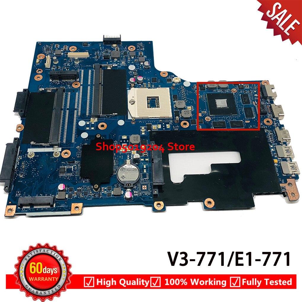 VA70/VG70 Laptop Motherboard For Acer Aspire V3-771 V3-771G VA70 VG70 Mainboard GT630M 1GB