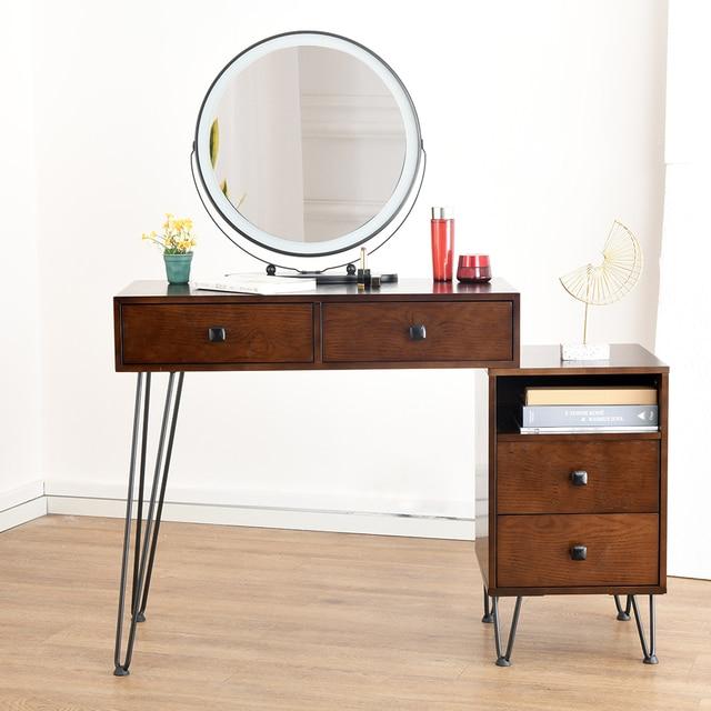 Retro Dressing Table & Stool 5