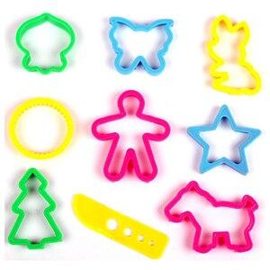 36 шт./лот инструменты для глиняной слизи DIY Модель инструмент игрушки слайд Лизун лизин пластилин набор для моделирования пластилина детски...