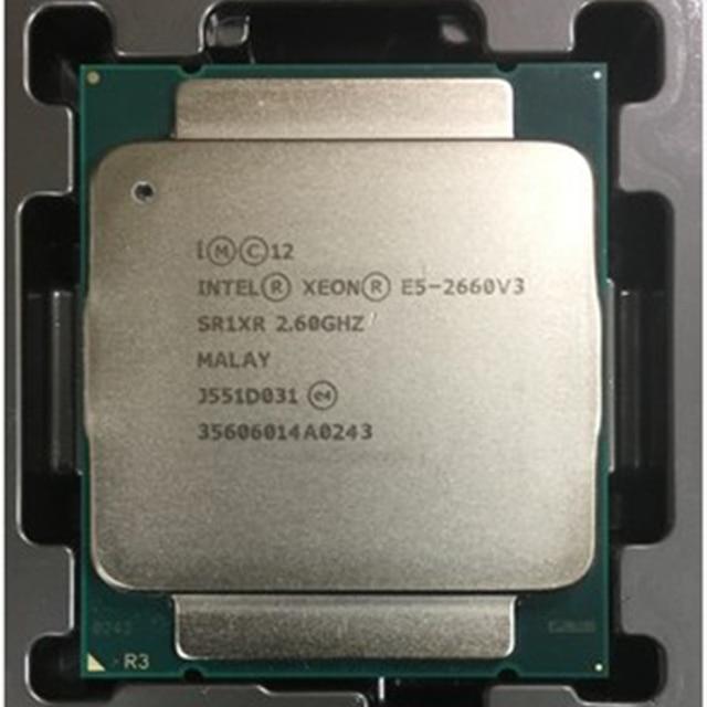 X99 Moederbord Set Kit Met Intel Xeon E5 2660 V3 Lga 2011-3 Cpu 4*8Gb (32Gb) 2400Mhz DDR4 Ecc Reg Geheugen Ram Matx Nvme M.2 Ssd