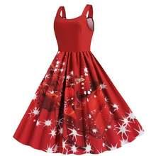 Женская одежда с принтом Санта Клауса рождественское праздничное