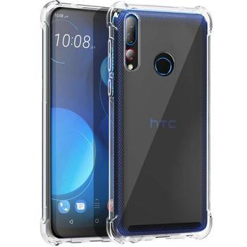 Перейти на Алиэкспресс и купить Кристальный чехол для HTC Desire 19s 19 + 12 12s 12 + U12 Life U12 + U11 Life Plus Eyes U ультра силиконовый чехол для HTC One M10 X10