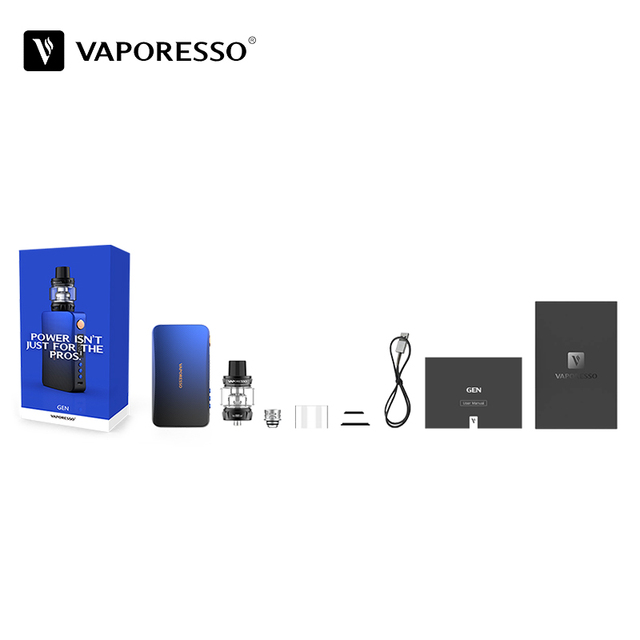 , Vaporesso 220W GEN Vape Kit