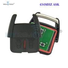 Пульт дистанционного управления remtekey с 2 кнопками 433 МГц