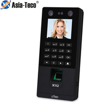 2.8 inch TCP/IP USB Biometric Facial Door Access Control System Fingerprint Face Time Attendance Machine RFID Keypad Reader