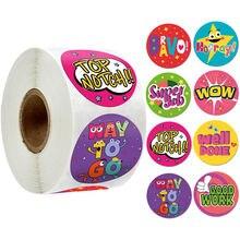 500 шт детские наклейки этикетки для скрапбукинга