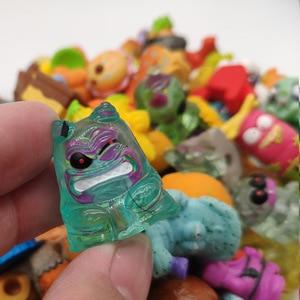 Image 5 - 50PCS/LOT New Grossery Gang Action Figures Putrid Power Mini  Figure Toys Model Toys For Kids