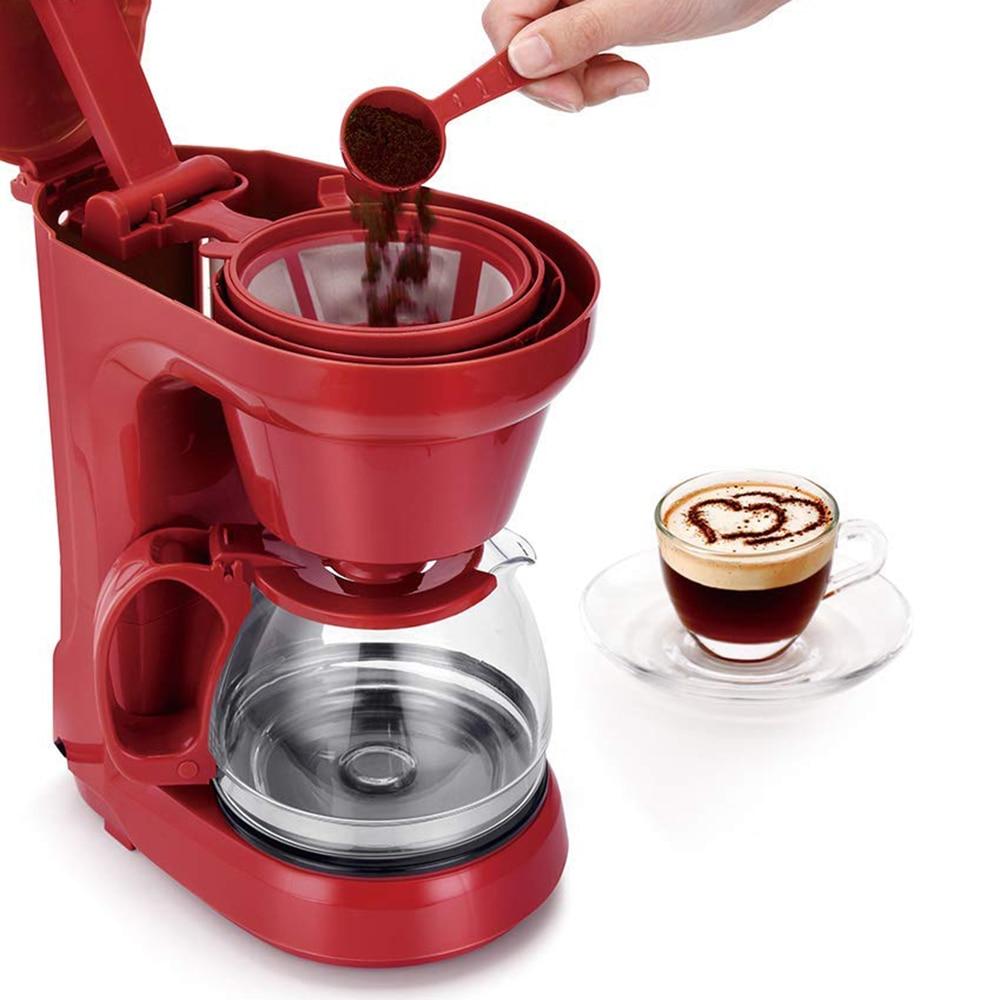 750ML Electric Drip Coffee Maker 650W Household Coffee Machine Tea Coffee Pot Milk Coffee Maker for Gift 220V 240V Coffee Makers  - AliExpress