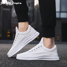 Men White Shoes Comfort Lace-up tenis masculino Top Quality zapatillas hombre deportiva mens shoes casual