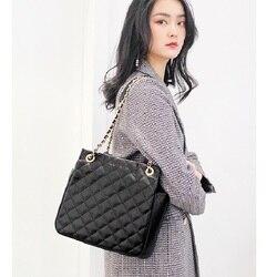 2019 luxus große frau schulter taschen eimer handtaschen designer frauen leder schulter tasche marke tote taschen bolsa feminina # LT221