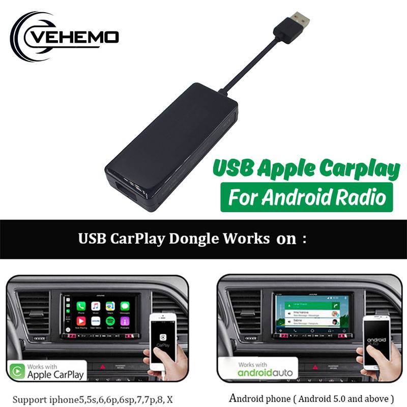 Stecker adn Spielen Caplay Link Dongle Tragbare Apple Carplay Dongle Für Android Navigation Player Smart Link Dongle Mit Android Auto
