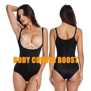 Image 3 - Postpartum Tummy Control Belly Bandage For Post Parto Women Female Bodyshaper Brief Postnatal Cloth Corrective Pulling Underwear