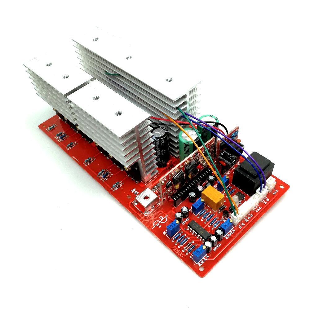 Pure sine wave power frequency <font><b>inverter</b></font> drive motherboard 1500W <font><b>3000W</b></font> 5500W <font><b>inverter</b></font> circuit <font><b>board</b></font> image