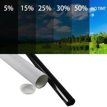 Films Tinting-Film Uv-Protector-Sticker Car-Window-Foils Solar Roll Black Summer 300x50cm