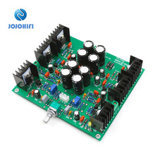 JLH HOOD1969 Class A Audio Board Headphone AC 12V-0V-12V Preamplifier Amp Preamp Finished Board copy fm255 preamplifier preamp breeze audio