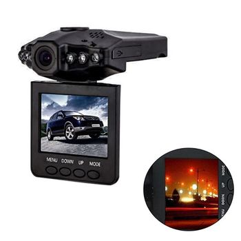 Driving Camera High Defintion For Car DVR Wide Angle Mintimal Night Vision Auto Loop Recorder image