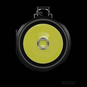 Image 3 - Vente NITECORE 1000Lumen MH12 MH12W XM L2 U2 LED Rechargeable lampe de poche recherche sauvetage Portable torche 18650 batterie livraison gratuite