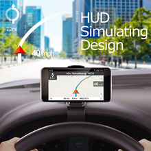 2019 New Arrival Universal 360 Rotation Car Dashboard For Smartphone Cell Phone GPS Mount Holder Stand Cradle Car-Styling