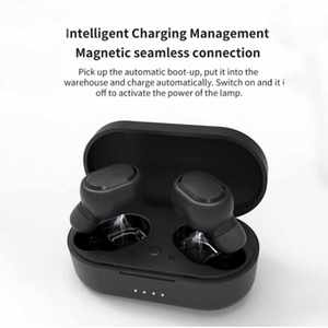 Image 2 - M1 Wireless Bluetooth Headsets VS Redmi Airdots Wireless Earbuds TWS Earphone Noise Cancelling Mic for Xiaomi honor huawei oppo