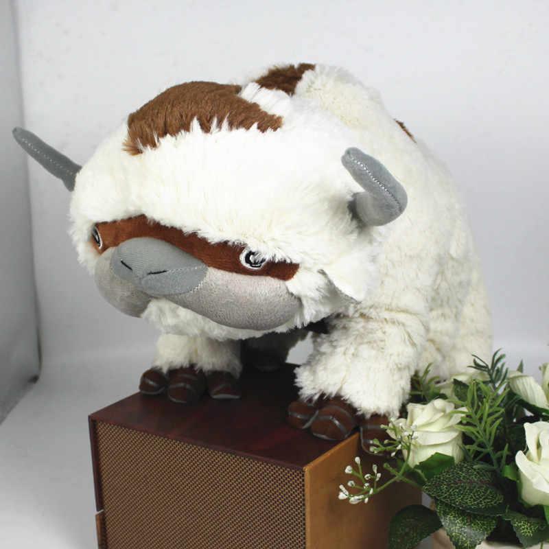 45 cm-55 cm duży rozmiar Anime Kawaii Appa pluszowe zabawki miękkie Juguetes wypchane zwierzę Brinquedos christmas gift