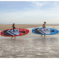 Sup paddleboard adult professional Surfing Inflatable surfboard Stand Up skateboard scull board E series enhanced version