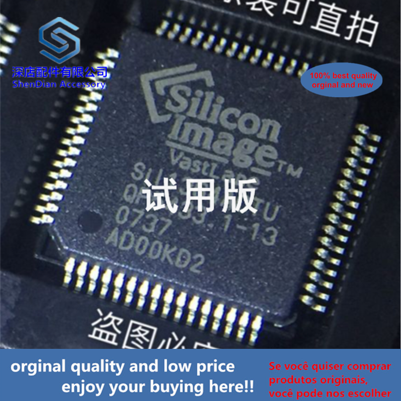 1pcs 100% Orginal And New SIL1364ACTU QFP SII1364ACTU SI11364ACTU Best Qualtiy