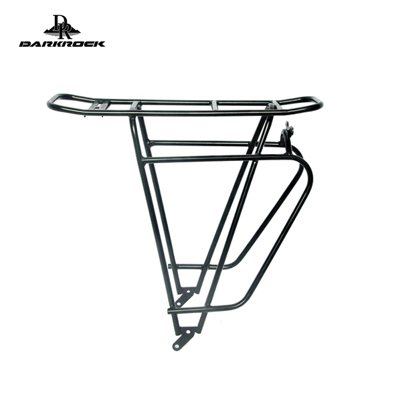 Titanium Bicycle Rear Rack Cycling Carrier Pannier Luggage Carrie Disc Brake