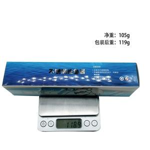 Image 3 - Bassland 19cm 130g Fish Plier Stainless Steel+EVA Handle Lip Gripper Controller Baitcasting Handle Accessories  fishing tool