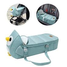 Baby Nest Sleeping Bed Set Kids Newborn Changing Basket Infant Stroller & Car Portable Anti-stress Basket Co Sleeper