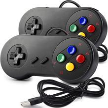 USB Controller for SNES Retro Gaming, USB Classic Gamepad Joypad Gamestick for Windows 7/8/10 PC MAC Linux Raspberry Pi 3