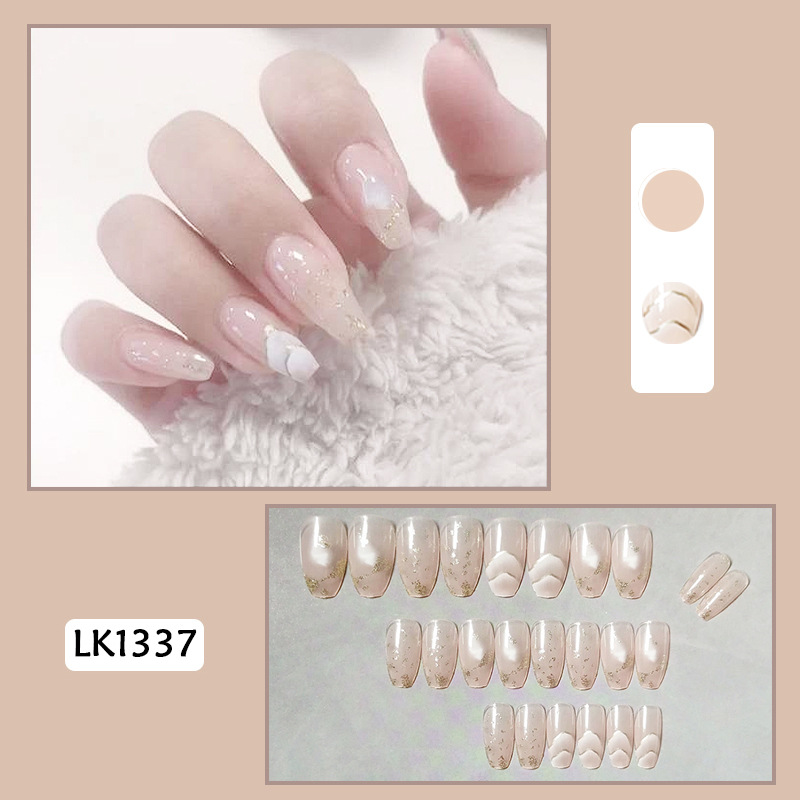 Nail Art Stickers Decoration Long Lasting Reusable Nail Tips Decals for Women Nail Tools Supplies Accessories ZGOOD