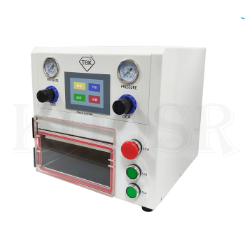 TBK-108P OCA Vacuum Laminating Machine for Curved/Flat Screen Device