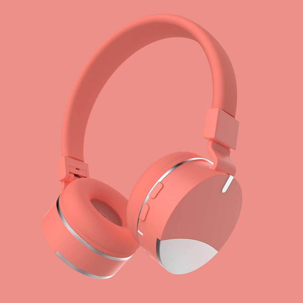 E86 ワイヤレス Casque オーディオ Bluetooth ヘッドフォン折りたたみステレオ頭部装着ノイズマイク 3.5 ミリメートルオーディオ入力