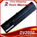 Аккумулятор для ноутбука HP Pavilion DV2000  DV2700  DV6000  DV6700  DV6000Z  DV6100  DV6300  DV6200  DV6400  DV6500  DV6600  HSTNN-LB42