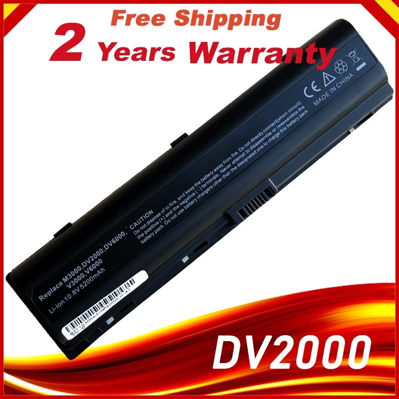 Laptop Battery For HP Pavilion DV2000 DV2700 DV6000 DV6700 DV6000Z DV6100 DV6300 DV6200 DV6400 DV6500 DV6600 HSTNN-LB42