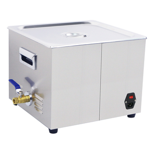 Image 4 - Granbo Ultrasonic Cleaner 15L Wash Bath 360W/540W Sonic Power with Stainless Steel Basket for Keyboard Key cap Circuit Board PCB