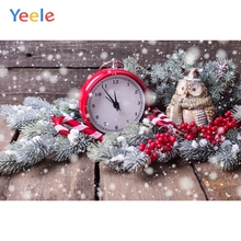 Yeele Christmas Party Photocall Snowman Countdow Photography Backdrops Personalized Photographic Backgrounds For Photo Studio