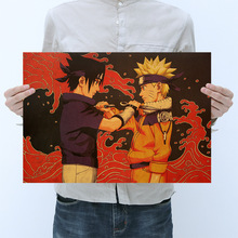 Anime Naruto Kraft Paper Poster Home Wall Sticker Decoration Painting Room Restaurant Picture Art Painting Painting anime naruto kraft paper poster home wall sticker decoration painting room restaurant picture art painting painting