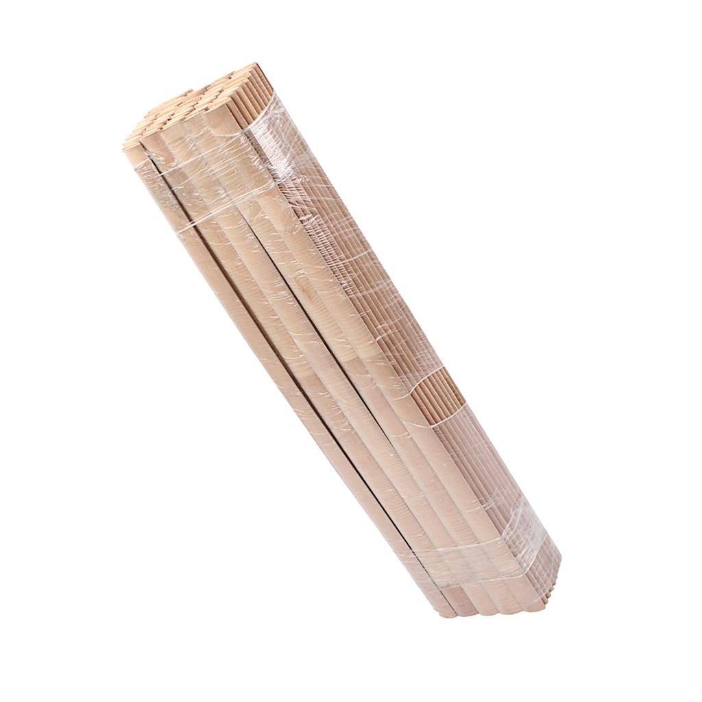 1 paquet érable bois 50 bandes guitare acoustique ukulélé intérieur reliure