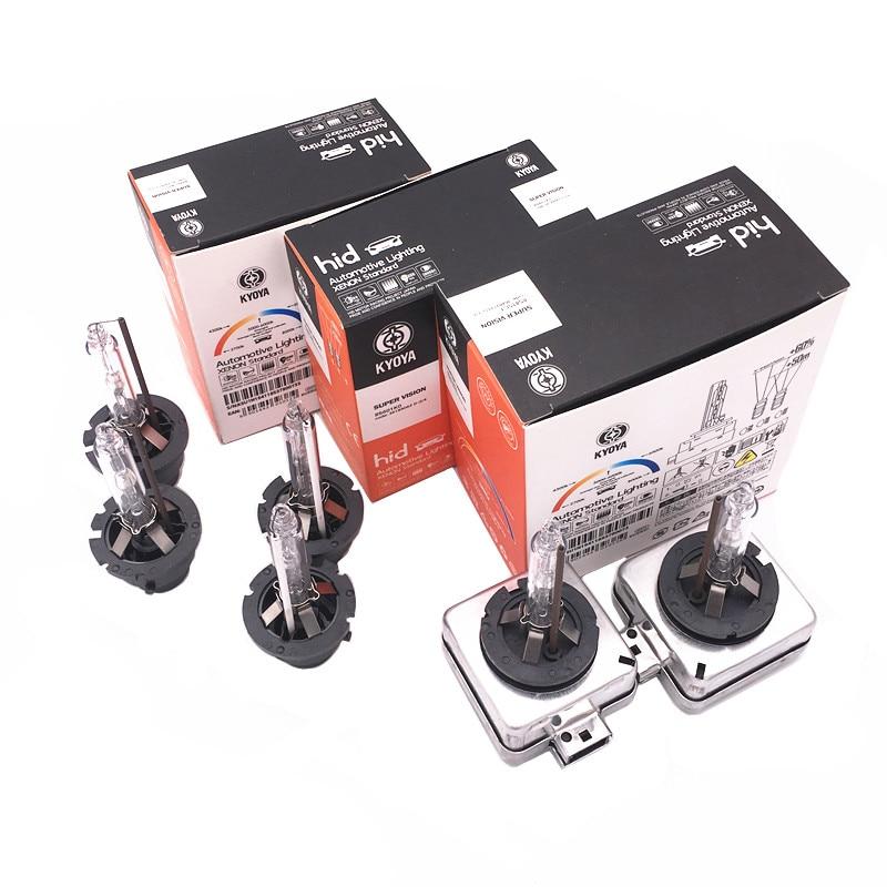 Uds xenón bombilla lámparas D2S D2R D4S D4R D1S D3S 12v 35w para Benz W169 W245 W164 W251 X164 para Toyota Camry 2012 de 2013