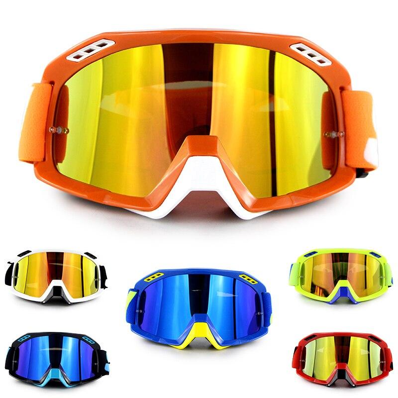 okulary Brand New Motorcycle Helmet Goggle Sweat-absorbent Motocross 100% Glasses Motor Bike Racing Gafas lunettes anteojos