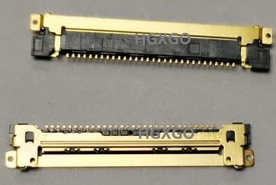20455 030e 0.5mm 30 pinos lvds conector de soquete interface lcd para portátil