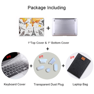 Image 4 - MTT Laptop Case For Macbook Pro  Air 11 12 13 15 16 inch 2020 Cover for apple macbook pro 13 Funda coque a2289 a2251 a2179 a1466